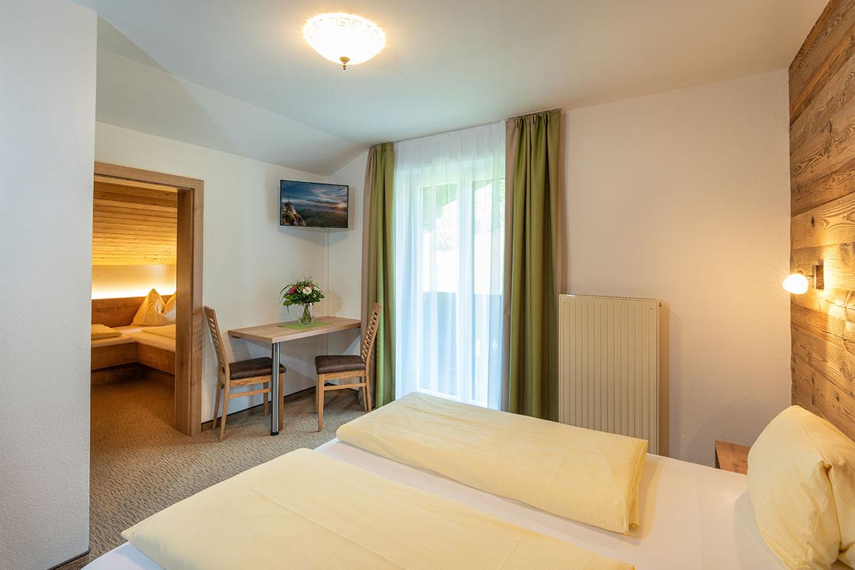 Pension Haus Katja - Ferienwohnungen in Wagrain