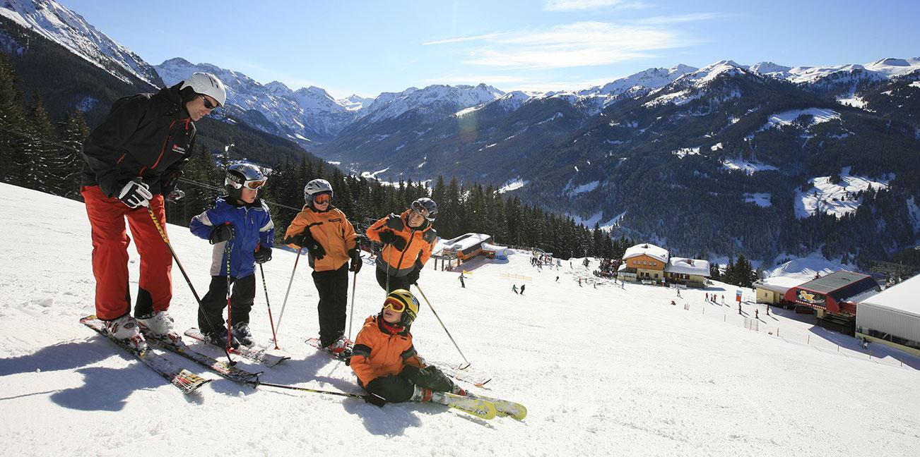 Skifahren - Wagrain - Salzburger Land
