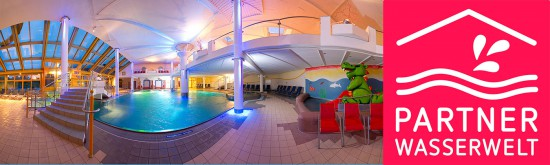 Haus Katja ist Partnerbetrieb Wasserwelt Wagrain, Salzburger Sportwelt