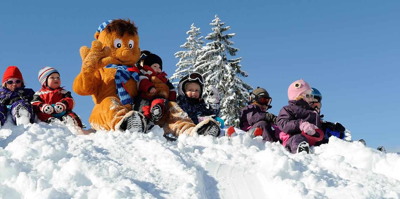 Urlaub in Wagrain - Ferienwohnungen Katja - Winter