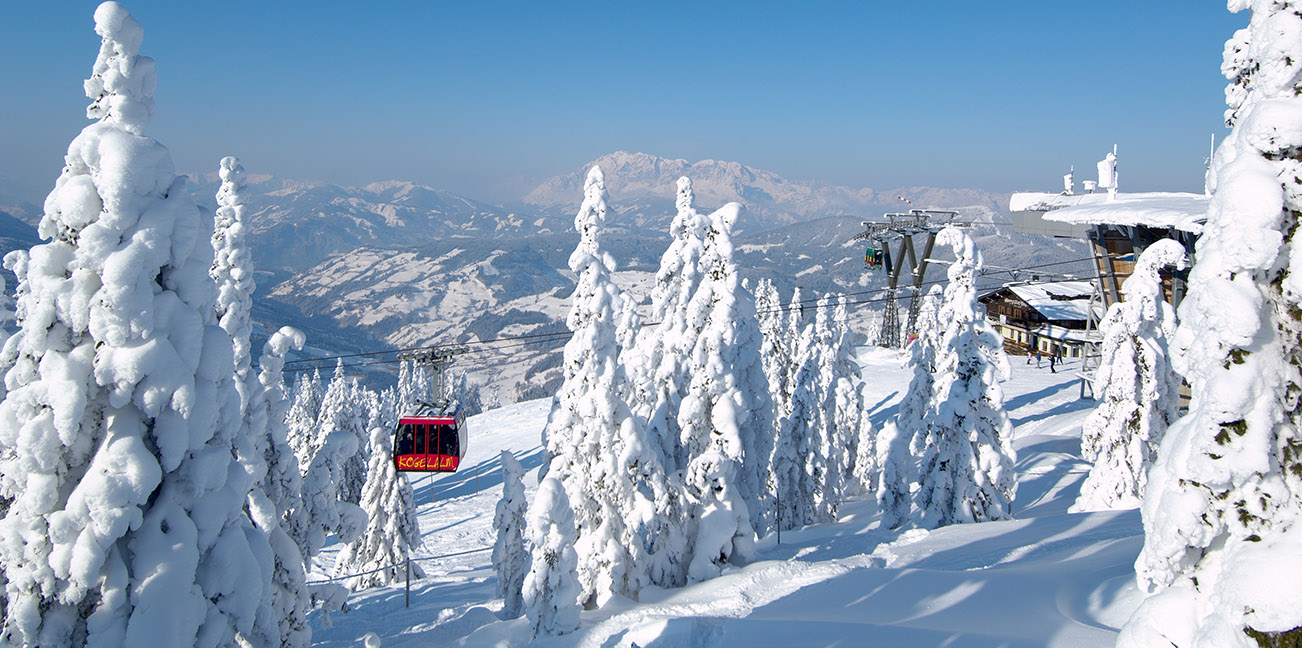 Skiurlaub in Wagrain - Ferienwohnungen Katja